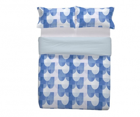 Zestaw na łóżko Double Tirant Blue