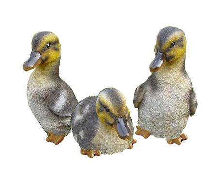 Комплект 3 декорации за екстериор Charlie Ducks