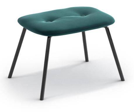 Табуретка за крака Tilda Riviera Metal Turquoise