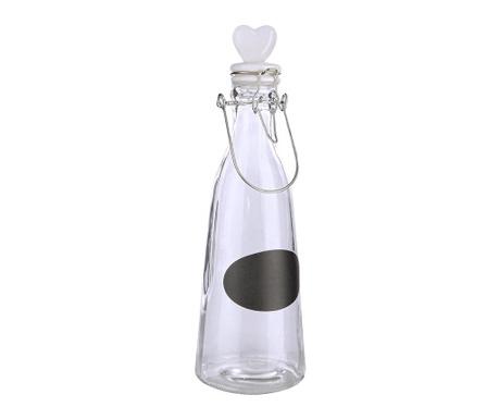 Butelka z zamknięciem pałąkowym Heart