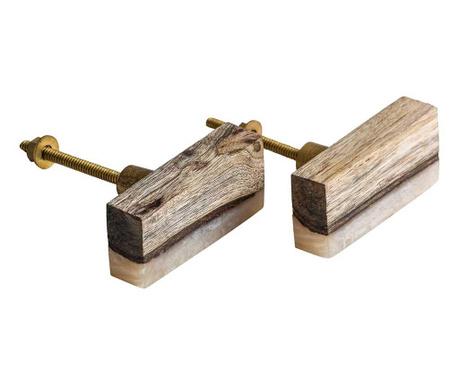 Комплект 2 дръжки за чекмедже Zaza