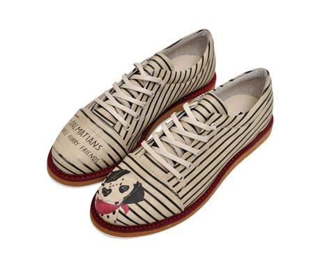 Dámske topánky Dalmatian