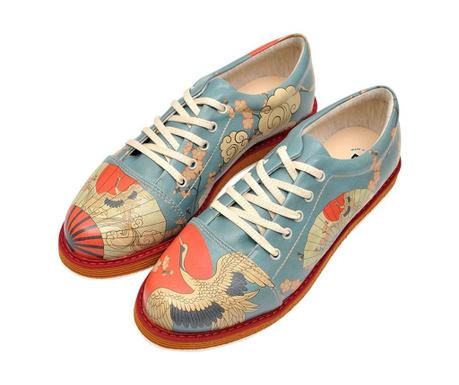 Dámske topánky Crane