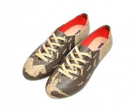 Γυναικεία παπούτσια Swan