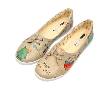 Pantofi dama Kitty The Cat 39