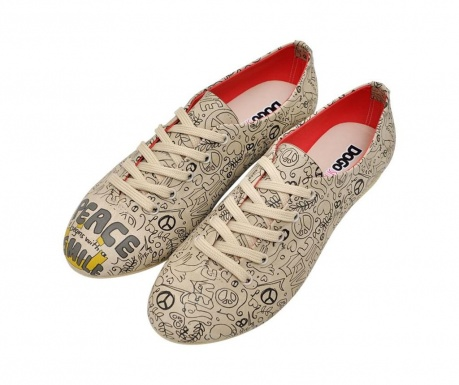 Dámske topánky Peace & Smile