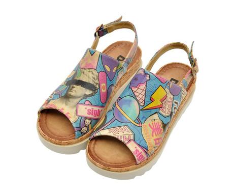Dámske sandále Aesthetic 40