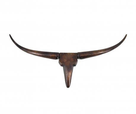 Decoratiune de perete Bull Head