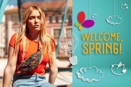 Welcome, Spring: Stilul Totto