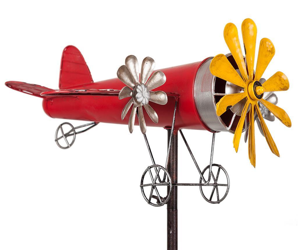 Morisca de vant Vintage Airplane