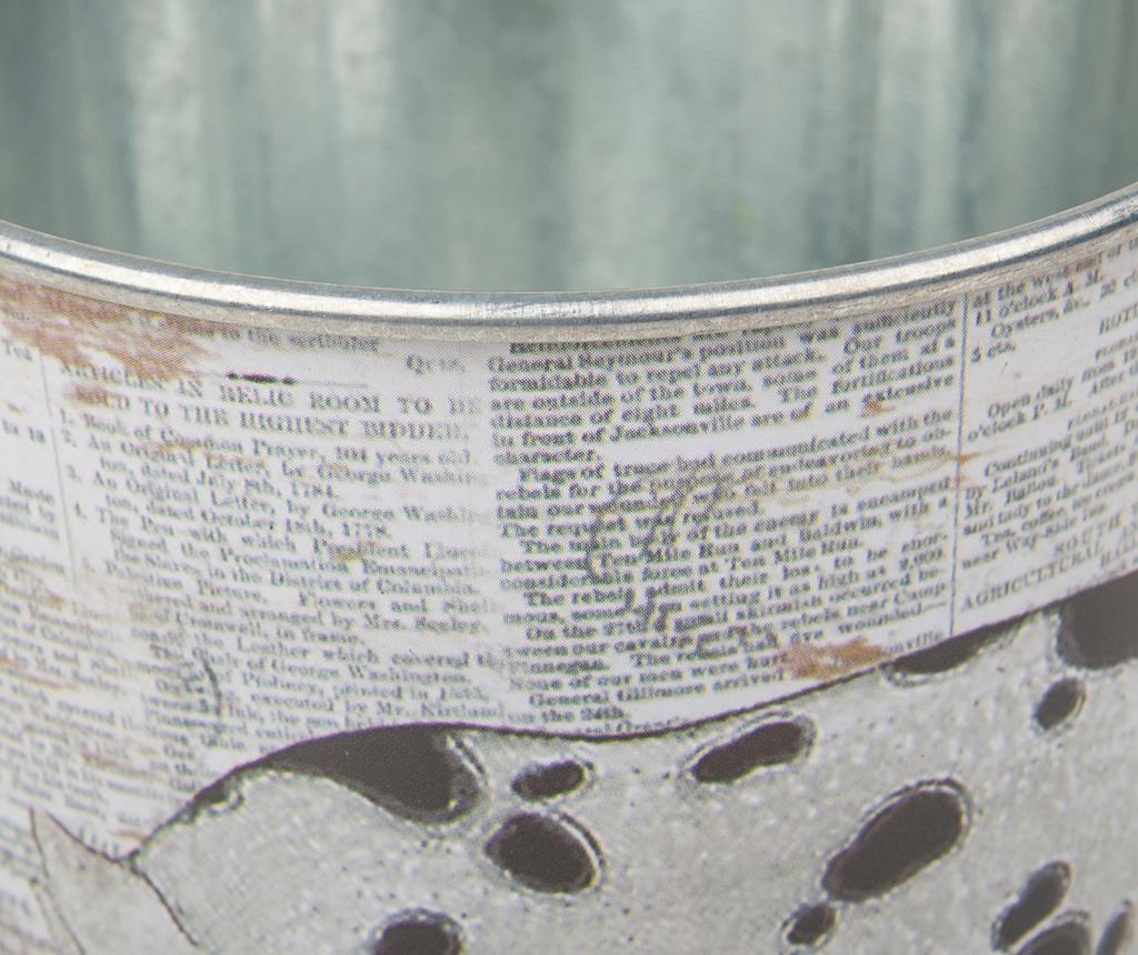 Newspaper Piggy Virágcserép tartó