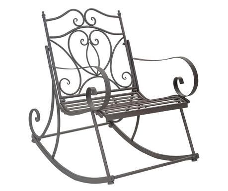 Люлеещ стол за екстериор Alice Black