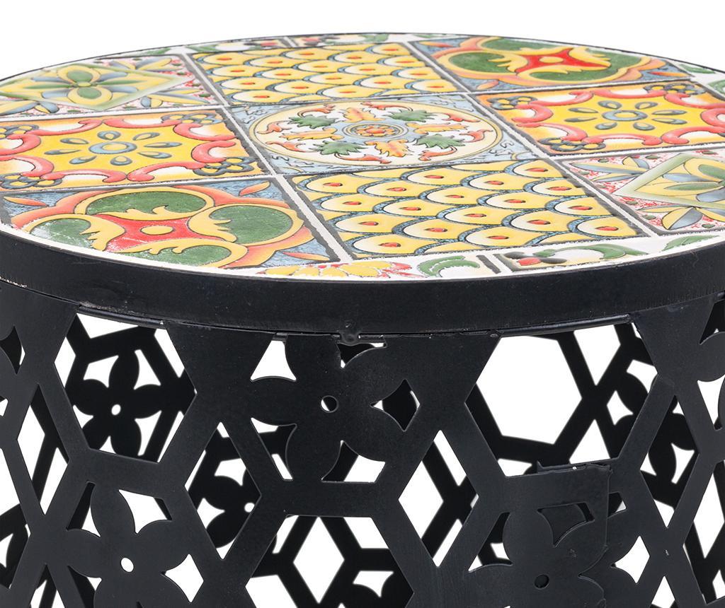 Mosaic Tiles Multi 2 db Virágcserép tartó