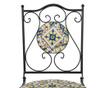 Set masa si 2 scaune pentru exterior Mosaic Tile Rhombus