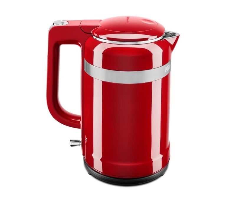 Fierbator electric KitchenAid Design Red 1.5 L