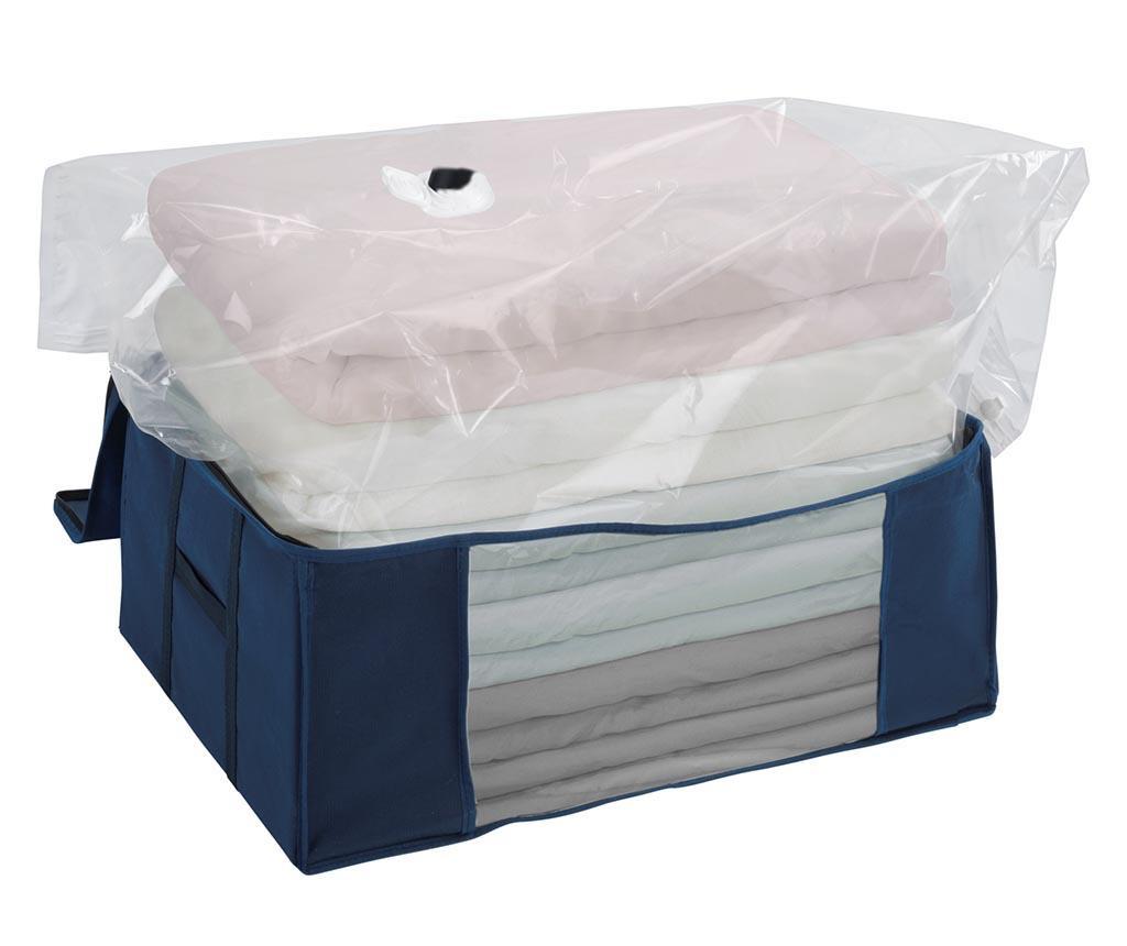 Zaščitna shranjevalna vreča z vakuumsko tesnilno vrečo Soft Box Air M