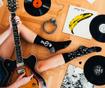 Sosete unisex Music 43-46