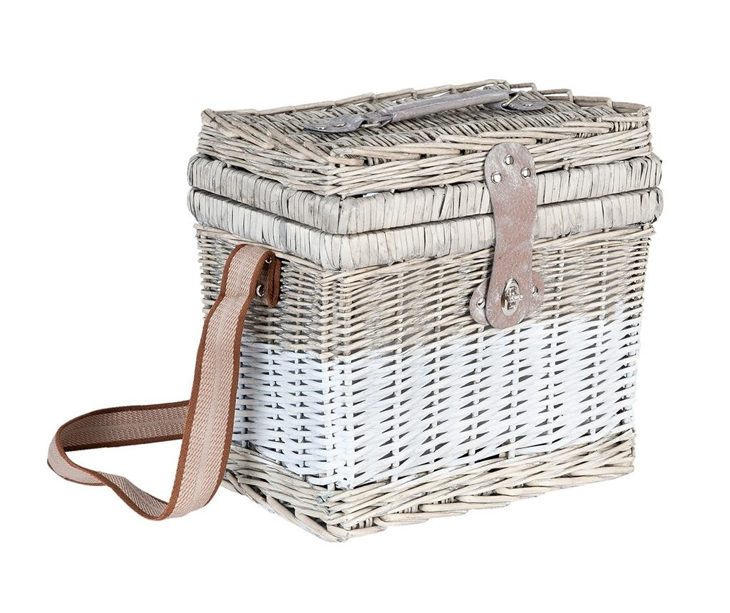 Cos echipat pentru picnic 2 persoane Alana