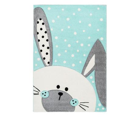 Χαλί Sweetheart Bunny Turquoise
