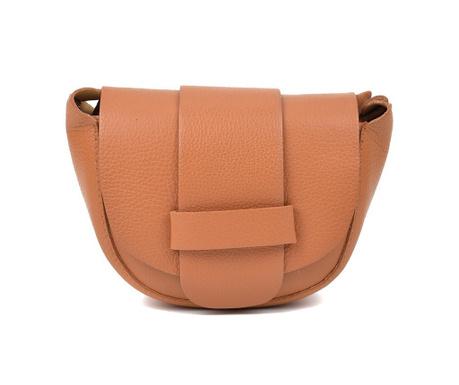 Τσάντα Vera Cognac