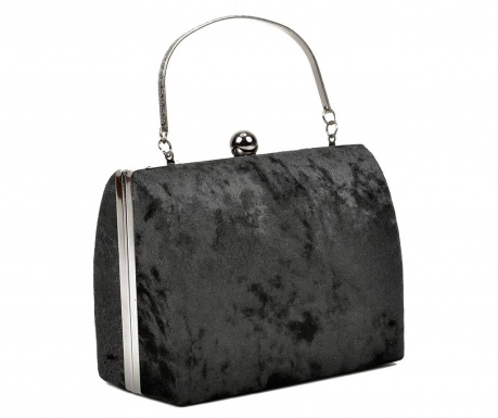 Jessie Black Clutch táska