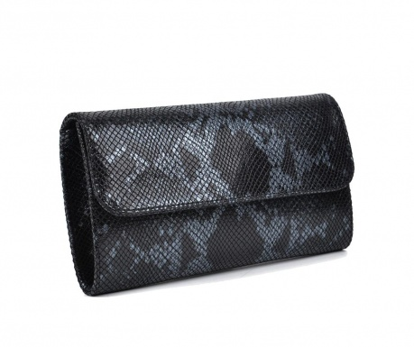 Tσάντα clutch Lizette Black