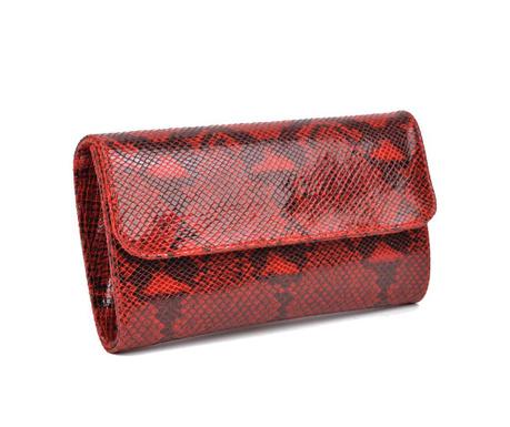 Дамска чанта тип плик Lizette Red
