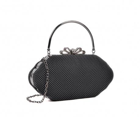 Torebka clutch Kyan Black