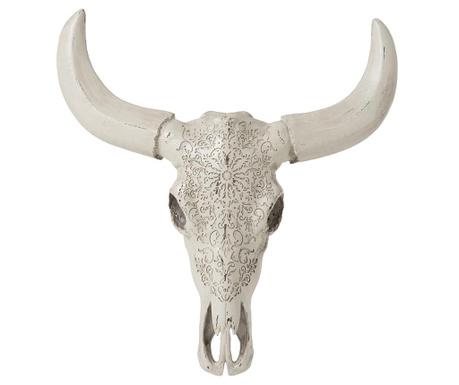 Decoratiune de perete Cow Skull