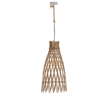 Stropna svetilka Ibiza Bamboo Cream