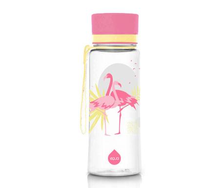 Butelka sportowa Kids Flamingo 600 ml