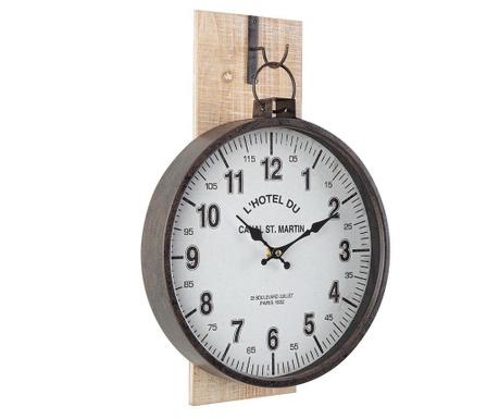 Zegar ścienny Hotel Ticking