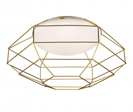 Lampa sufitowa Nest White Gold