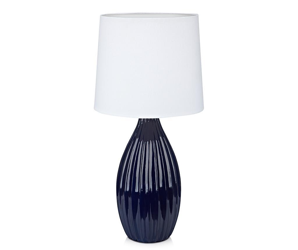 Lampa Stephani Blue White