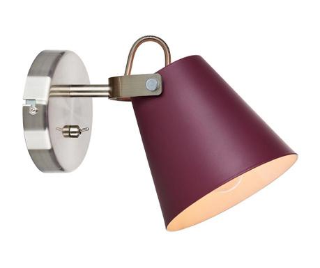 Lampa ścienna Tribe Burgundy