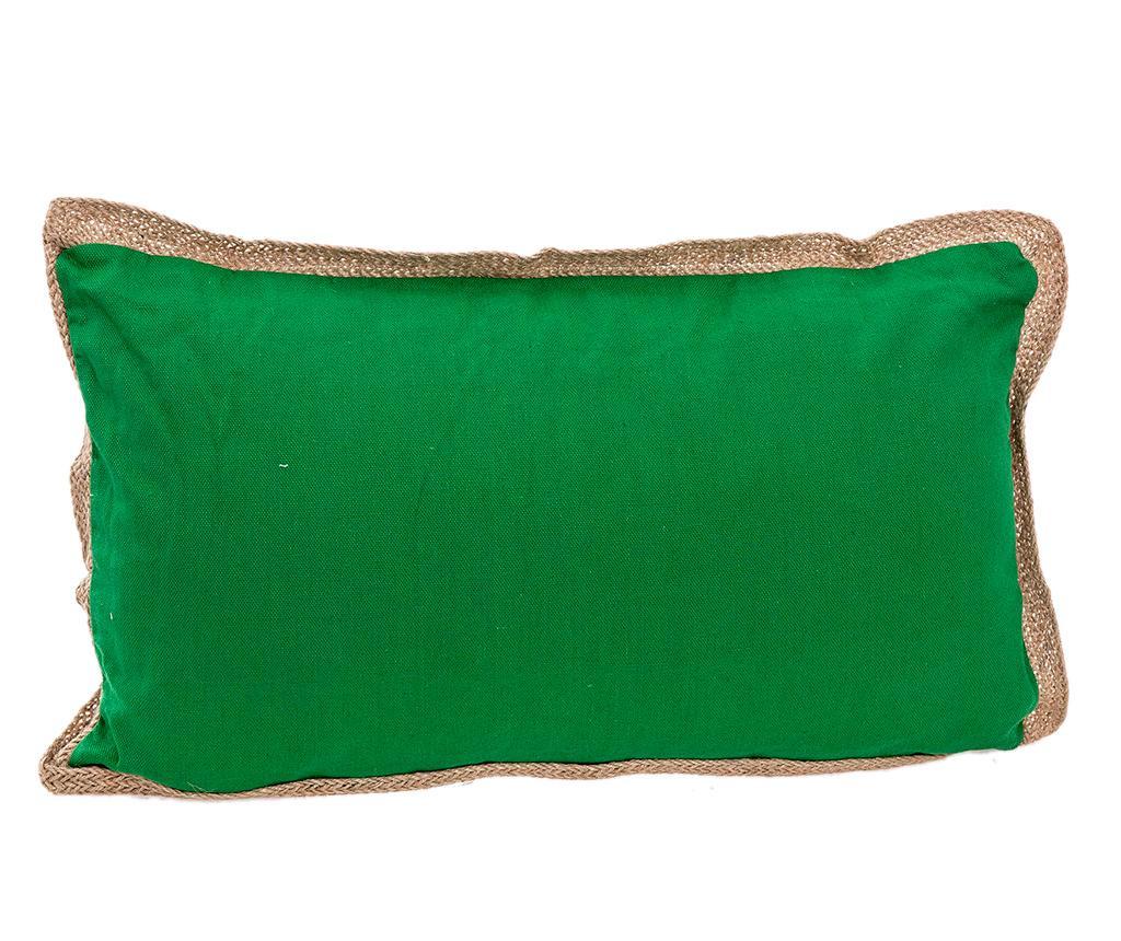 Perna decorativa Jelena Green 30x50 cm