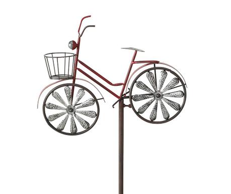 Vrtna dekoracija Bike Red