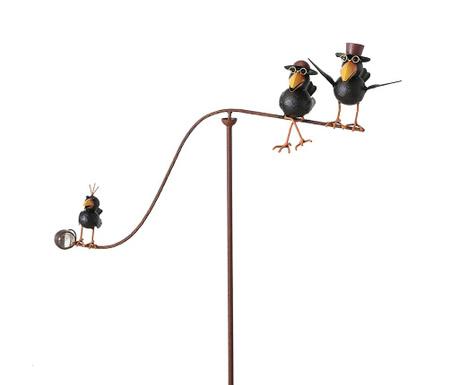Decoratiune de gradina Three Birds