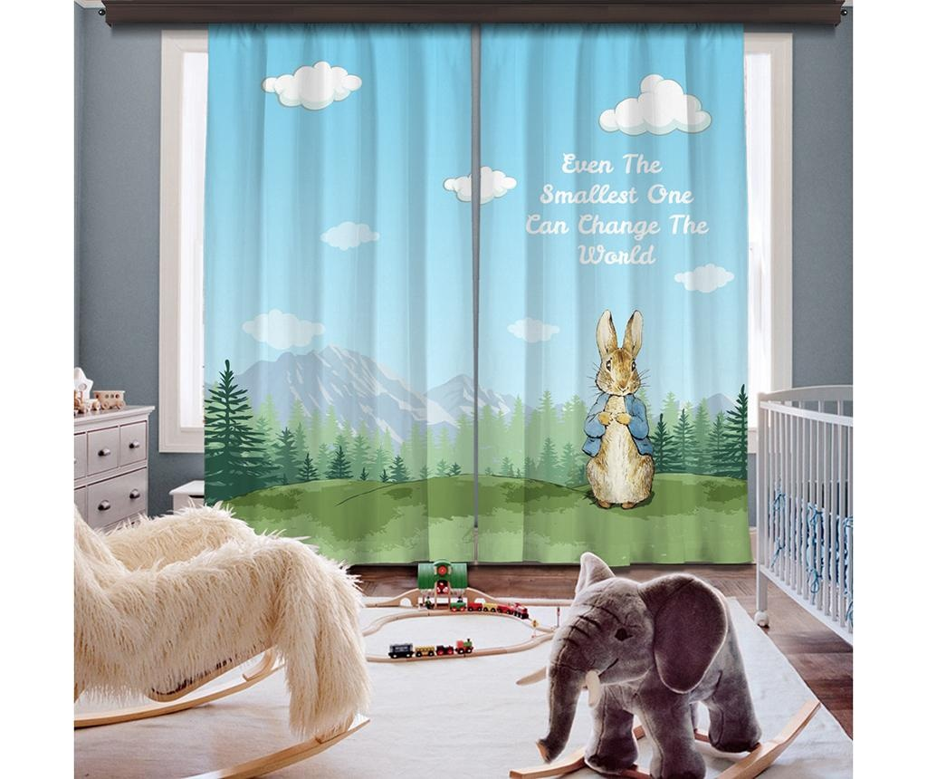 Bunny Change The World 2 db Sötétítő 140x260 cm