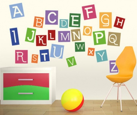 Alphabet Matrica