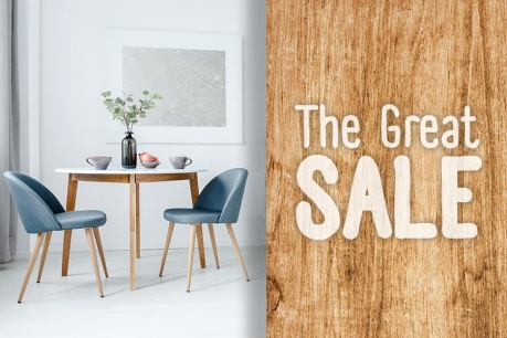 The Great Sale: Έπιπλα