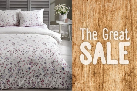 The Great Sale: Textile