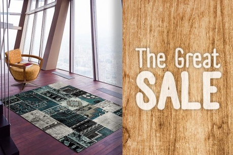 The Great Sale: Dywany