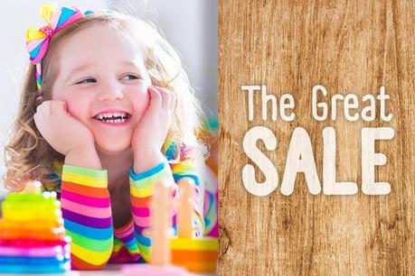 The Great Sale: Ο κόσμος των παιδιών