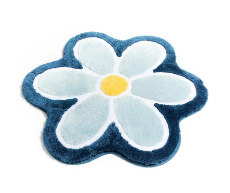Covoras de baie Flower Blue 90 cm