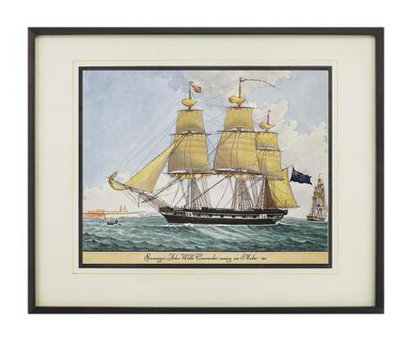 Tablou Sovereign of Malta 42x52 cm
