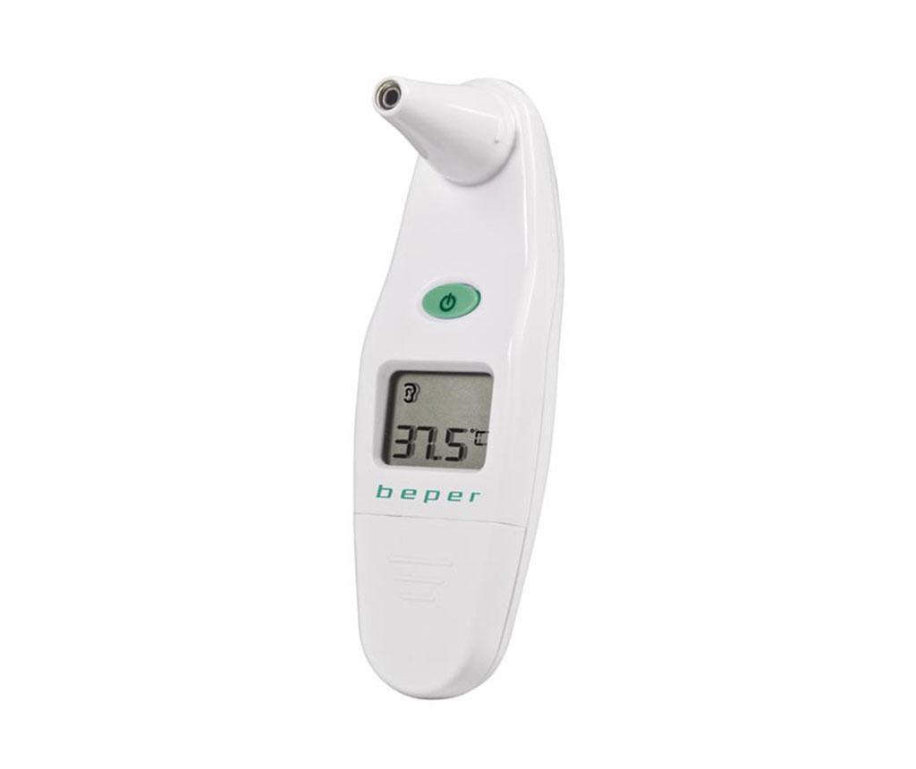 Termometer za v uho Med White