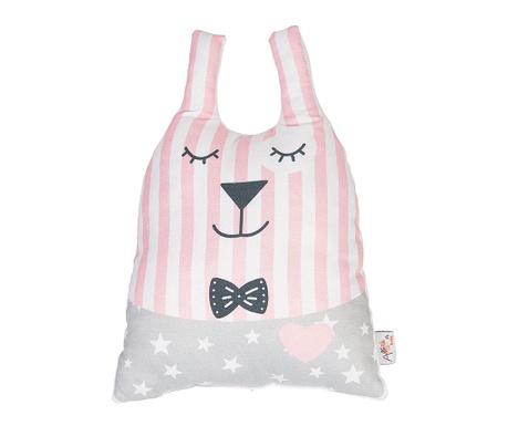 Perna decorativa Fancy Bunny Pink 23x35 cm