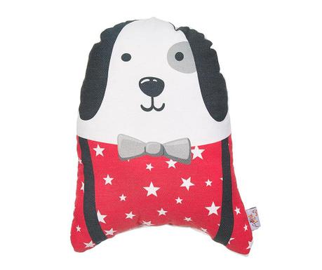 Perna decorativa Fancy Dog Red 25x30 cm