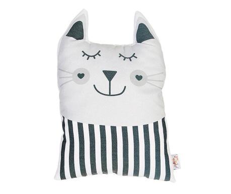 Perna decorativa Kitty Grey 25x35 cm